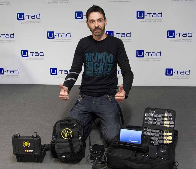 Fernando Aranda, del Tiger Team